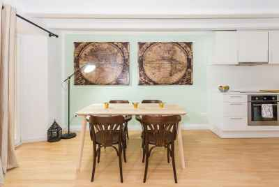 Renovated apartment in the Old Town in Barcelona
